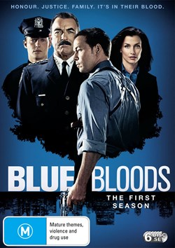 Blue Bloods: The First Season [DVD]