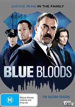 Blue Bloods: The Second Season [DVD]
