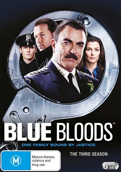 Blue Bloods: The Third Season [DVD]