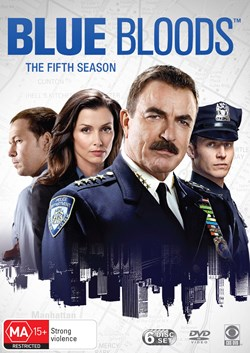 Blue Bloods: The Fifth Season [DVD]