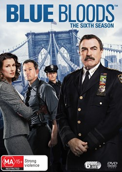 Blue Bloods: The Sixth Season [DVD]