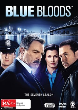 Blue Bloods: The Seventh Season [DVD]
