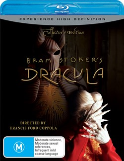 Bram Stoker's Dracula (Collector's Edition) [Blu-ray]
