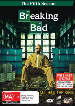 Breaking Bad: Season Five - Part 1 [DVD]