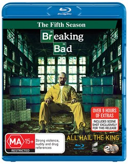 Breaking Bad: Season Five - Part 1 [Blu-ray]