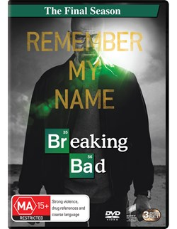 Breaking Bad: Season Five - Part 2, the Final Season [DVD]