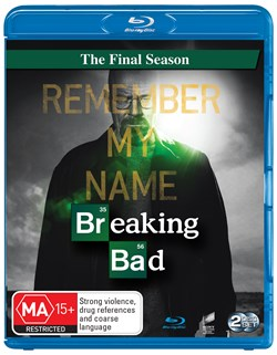 Breaking Bad: Season Five - Part 2, the Final Season [Blu-ray]