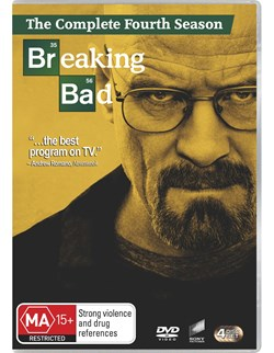 Breaking Bad: Season Four [DVD]
