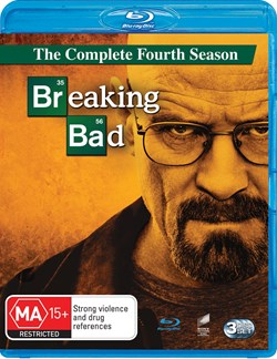 Breaking Bad: Season Four [Blu-ray]