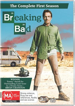 Breaking Bad: Season One [DVD]