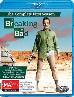 Breaking Bad: Season One [Blu-ray]