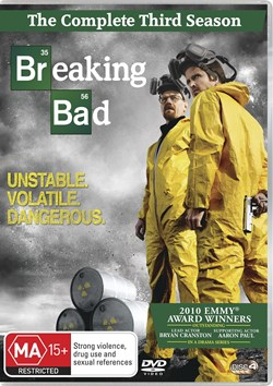 Breaking Bad: Season Three [DVD]