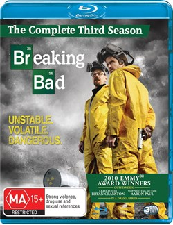 Breaking Bad: Season Three [Blu-ray]