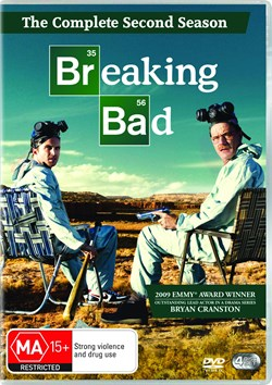 Breaking Bad: Season Two [DVD]