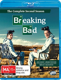 Breaking Bad: Season Two [Blu-ray]