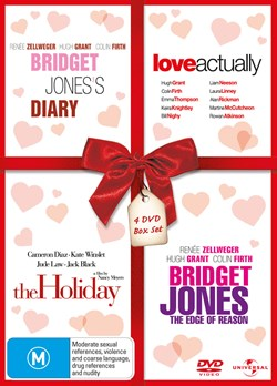 Bridget Jones's Diary/Bridget Jones: The Edge of Reason/... [DVD]