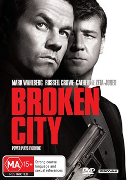 Broken City [DVD]