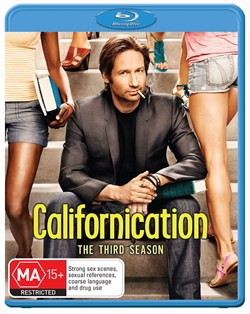 Californication: Season 3 [Blu-ray]