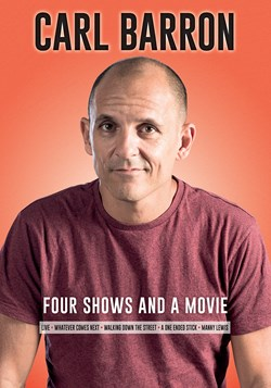 Carl Barron: Four Shows and a Movie [DVD]