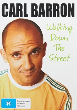 Carl Barron: Walking Down the Street [DVD]