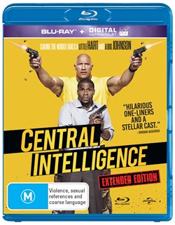 Central Intelligence [Blu-ray]