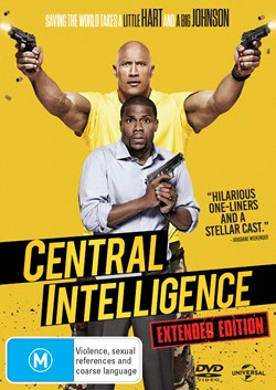 Central Intelligence [DVD]