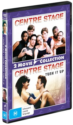 Centre Stage & Centre Stage II - Turn It Up [DVD]