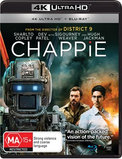 Chappie (4K Ultra HD + Blu-ray) [UHD]