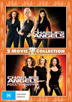 Charlie's Angels/Charlie's Angels - Full Throttle [DVD]