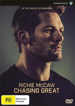 Chasing Great - The Richie McCaw Story [DVD]                          [DVD]