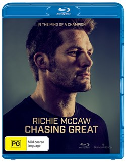 Chasing Great - The Richie McCaw Story [Blu-ray]                           [Blu-ray]