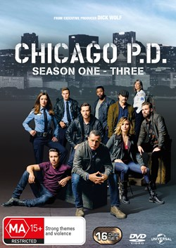 Chicago P.D.: Seasons One - Three [DVD]
