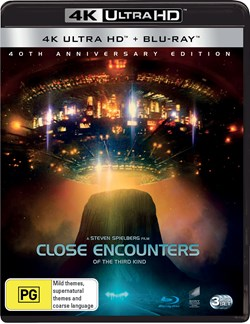 Close Encounters of the Third Kind: Director's Cut (4K Ultra HD + Blu-ray) [UHD]