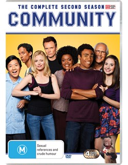 Community: The Complete Second Season [DVD]