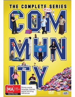 Community: The Complete Series [DVD]