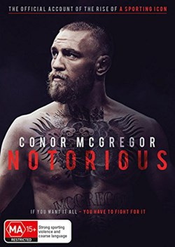 Conor McGregor: Notorious - The Fighting Irish [DVD]                 [DVD]