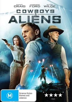 Cowboys and Aliens [DVD]