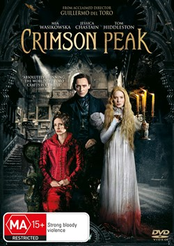 Crimson Peak [DVD]