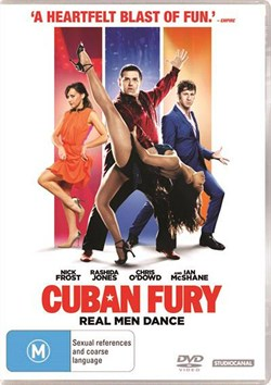 Cuban Fury [DVD]