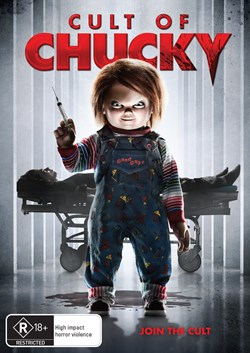 Cult of Chucky [DVD]