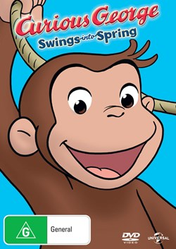 Curious George: Swings Into Spring [DVD]