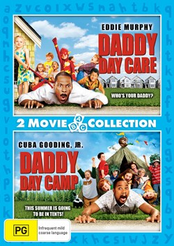 Daddy Day Care/Daddy Day Camp [DVD]