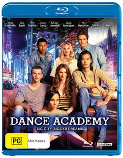 Dance Academy: The Movie [Blu-ray]