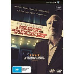 David Stratton: A Cinematic Life/David Stratton's Stories Of... [DVD]