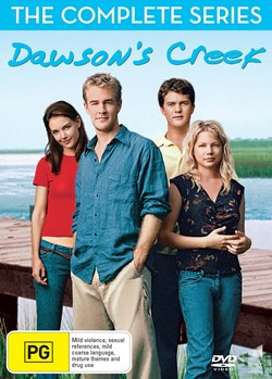Dawson's Creek: Complete Seasons 1-6 [DVD]