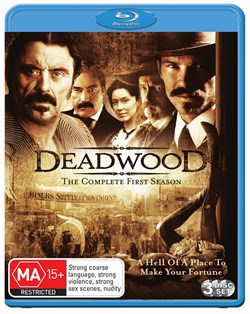 Deadwood: The Complete First Season [Blu-ray]