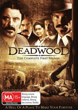 Deadwood: The Complete First Season [DVD]