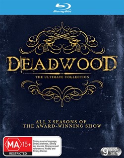 Deadwood: The Ultimate Collection [Blu-ray]