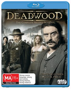 Deadwood: The Complete Second Season [Blu-ray]