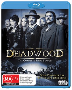 Deadwood: The Complete Third Season [Blu-ray]